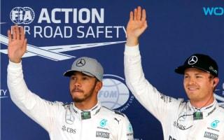 Hamilton piles pressure on tetchy Rosberg before Abu Dhabi duel