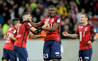 Lille 5 Bordeaux 1: Hosts cruise into maiden Coupe de la Ligue final