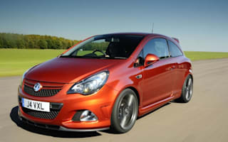 The £22k Corsa VXR Nurburgring is here