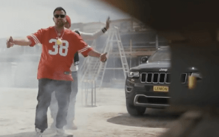 Aggrieved Jeep owner takes to rapping to voice his disdain