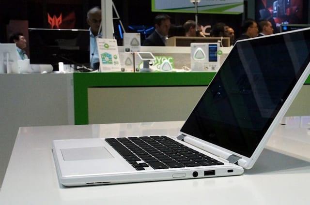 Los Chromebooks ahora ofrecen soporte para aplicaciones Android