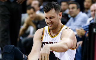 Cavaliers' Bogut out for the season