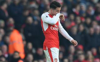 Wenger urges Xhaka not to 'punish' Arsenal