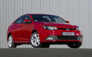 First drive review: MG6 Diesel