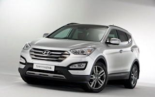 New Hyundai Santa Fe details announced