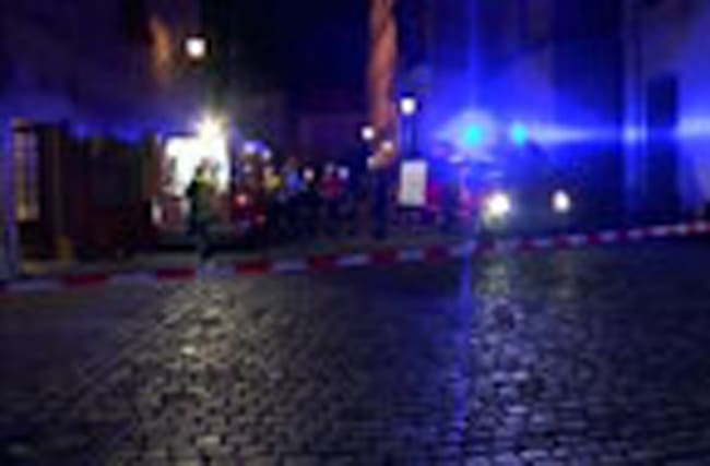Germany blast appears to be intentional: Mayor