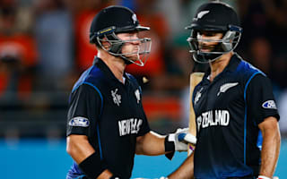 Anderson, Elliott return for New Zealand