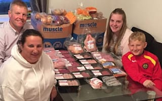 One woman feeds entire family on £16.60 a week