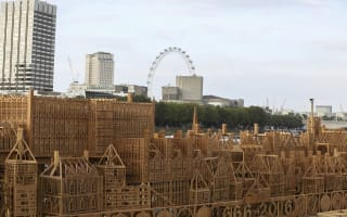 The Great Fire of London - 350 years ago but still a risk