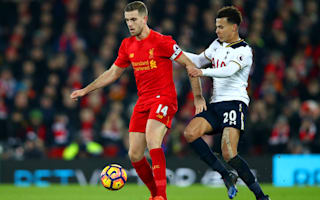 'The aim is to win every game' - Henderson wants strong Liverpool finish