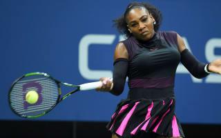 Serena reveals 'serious' knee injury
