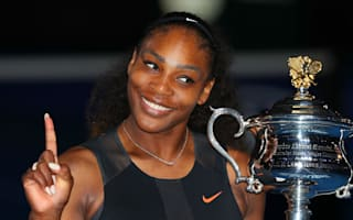 Serena pressed 'wrong button' to reveal pregnancy