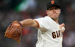 Blach tosses complete-game shutout as Giants crush Phillies