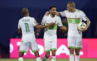 Algeria v Tunisia: Mahrez demands improvement in crucial Group B clash