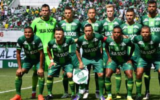 Chapecoense make emotional return to football