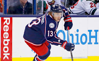 Atkinson inspires Blue Jackets to rare win, Rangers beat Sabres in thriller