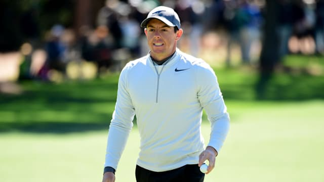 Rory McIlroy Withdraws from 2017 Memorial Tournament with Rib Injury