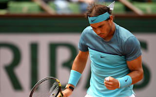 Clinical Nadal outclasses Bagnis to join 200 club