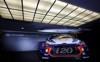 Hyundai Motorsport unveils new WRC challenger