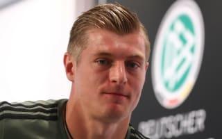 Germany v Italy: Kroos calls on Khedira knowledge for Azzurri test