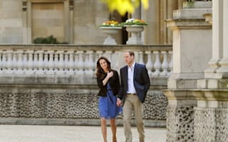 Revealed! Kate and William spent UK honeymoon weekend at home