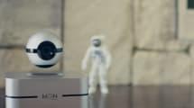 Moon, la cámara de seguridad que desafía a la gravedad