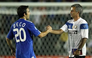 Deco: Only Mourinho can take United back to the top