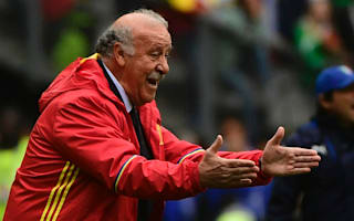 Del Bosque: I am not quitting - yet