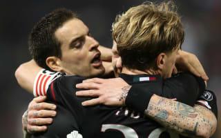 Supercoppa ends years of Milan suffering, says Bonaventura