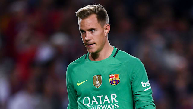 Ter Stegen signs new Barcelona deal