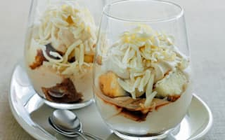 Naughty puddings to impress