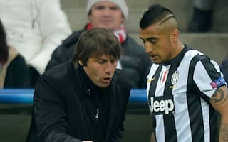 Vidal not planning on swapping Bayern for Chelsea to reunite with Conte