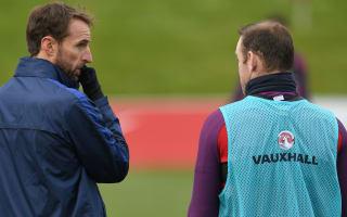 Rooney will not start against Spain, reveals Southgate