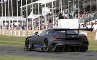 Aston Martin taking exciting supercar fleet to Festival of Speed