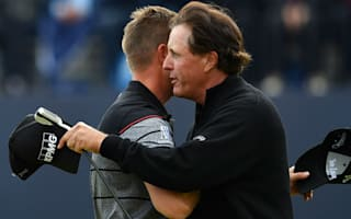 Glorious failure fresh in the memory as Mickelson returns to Baltusrol
