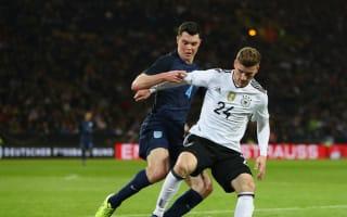 Hamstrung Werner out for Germany