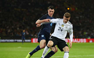 Hamstrung Werner out for Germany