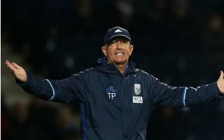 Pulis praises West Brom resolve as Rondon hat-trick seals 100th Premier League win