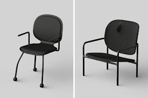 Uncomfortable Chairs