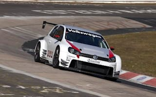 Herbert and Blundell set to race Golf in Nurburgring 24 Hours