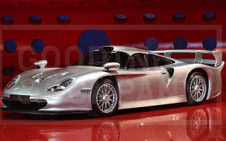Rare Porsche sells for £4.6 million