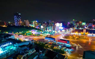 Video: Time lapse Ho Chi Minh City will make you want to move there