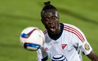 Revolution striker Kamara given yellow card for twerking