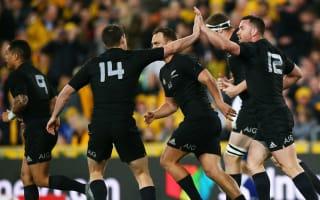 Scintillating All Blacks maul Australia