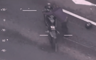 Motorcyclist jailed after high-speed police pursuit