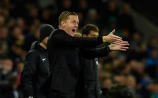 Monk: Battling draw justifies Swansea changes
