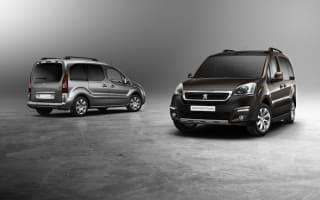 Peugeot updates Partner Tepee MPV