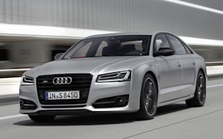 Audi's S8 receives a boost in power