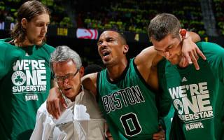 Celtics' Bradley 'heard a pop' in hamstring