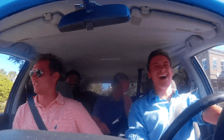 Uber driver shares his most interesting trips